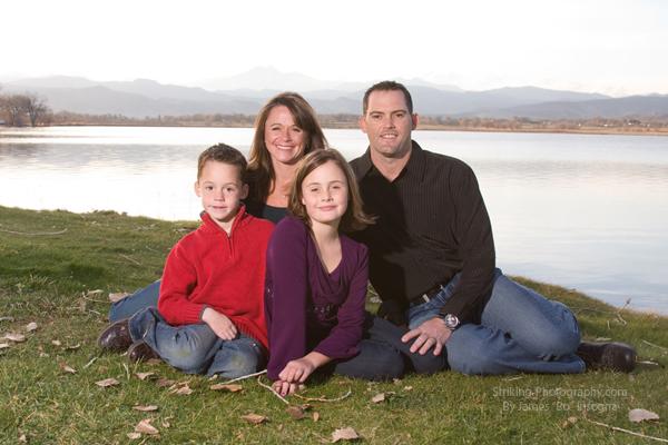 Longmont - Boulder Family Portraits