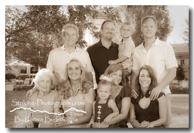 family portrait photographers boulder colorado