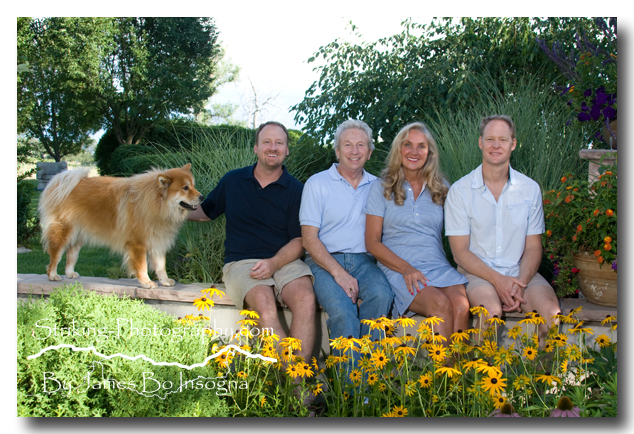 Longmont colorado family portrait photographers photography